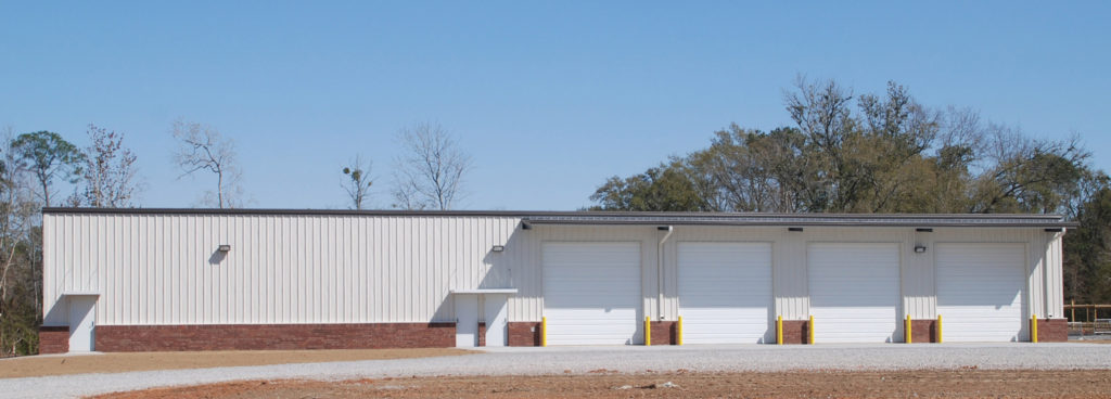 City of D'Iberville Storage Building